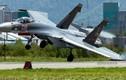 Siêu tiêm kích Su-35 Nga suýt gặp nạn
