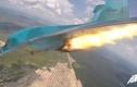 Không thể rời mắt khi xem bộ ảnh chiến đấu cơ Nga này