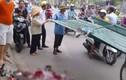 CSGT ra quân dẹp xe xích lô sau vụ bé trai bị tôn cứa cổ