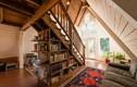 Tận dụng bậc thang trong nhà để sắp xếp nội thất cực thông minh