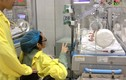 Con trai thiếu uý ung thư nhường sự sống cho con giờ ra sao?