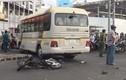 Xe khách gây tai nạn liên hoàn náo loạn đường phố TPHCM