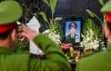 Tiếc thương chiến sĩ PCCC thiệt mạng trong vụ tai nạn xe cứu hỏa