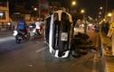TNGT kinh hoàng ôtô húc bay người xuống cầu: Tạm giữ tài xế say rượu