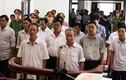 Nhóm cựu cán bộ xã Đồng Tâm chuẩn bị hầu tòa