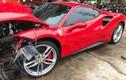 Video: Tuấn Hưng nói gì về tai nạn khiến siêu xe Ferrari vỡ nát đầu?