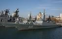 Video: Hạm đội TBD Nga nhận siêu hạm phòng không cực mạnh