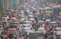 Video: Cận cảnh con đường chắp vá, không làn dài nhất Thủ đô