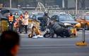Video: Xe tải quay đầu sai luật, một CSGT thiệt mạng