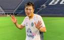 """Video: Lương Xuân Trường """"quẩy hết mình"""" với fan girl Thái"""