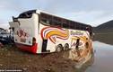 Video: Xe bus đấu đầu xe ben, 24 người thiệt mạng