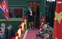 """Video: """"Bóng hồng"""" thứ 2 tháp tùng ông Kim Jong-un tới Hà Nội"""