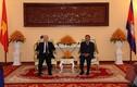 Không ngừng củng cố, phát triển quan hệ Việt Nam-Campuchia