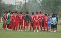 """Video: HLV Park cùng các cầu thủ U23 Việt Nam luyện tập """"bài lạ"""""""