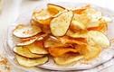 Mẹo nướng khoai tây giòn rụm, an toàn tuyệt đối