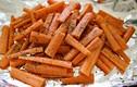 Cách nướng cà rốt hương chanh ngon khó cưỡng