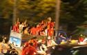 Người hâm mộ tự hào hát vang dù U19 Việt Nam thua Nhật