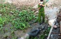Sự thật bất ngờ vụ xác chết trôi sông trói 2 chân