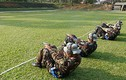 Xem xạ thủ các nước ĐNA luyện tập ở Miếu Môn