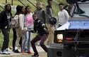 Chùm ảnh đêm bạo loạn ở thành phố Baltimore