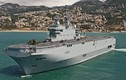 """Nước Pháp khốn khổ vì """"của nợ"""" tàu sân bay Mistral"""