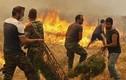 Hỏa hoạn thiêu đốt thủ đô Hy Lạp
