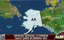 Vì sao tàu chiến Trung Quốc lượn lờ ngoài khơi Alaska?