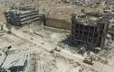 Chiến sự ở cửa ngõ thành phố Aleppo nhìn từ trên không
