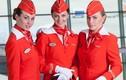 Ngắm dàn nữ tiếp viên làm nên thương hiệu Aeroflot