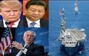 Trung Quốc phản đối tàu sân bay Mỹ tuần tra Biển Đông