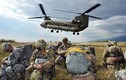 Hoạt động không vận đáng ngờ của Mỹ ở Raqqa