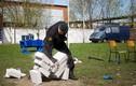 Chùm ảnh kỹ năng khủng của lính đặc nhiệm Spetznaz Nga
