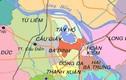 Hà Nội được phép tách huyện Từ Liêm thành 2 quận