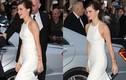 Emma Watson hút hồn với đầm trắng tinh khôi