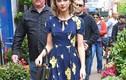 Taylor Swift tươi tắn với xì tai công chúa