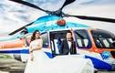 Ảnh cưới trên máy bay 300 tỷ của DJ Wang Trần - Thanh Nhân
