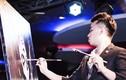 Họa sĩ 9x làm liveshow vẽ tranh đầu tiên tại Việt Nam