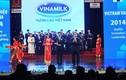 Lãnh đạo Vinamilk nói gì về liên tiếp vinh danh Thương hiệu Quốc gia?