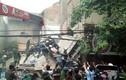 Nạn nhân vụ sập nhà 4 tầng ở Hà Nội nguy cơ bị cắt chân