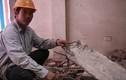 Hà Nội: Phá dỡ nhà 4 tầng nghiêng như tháp Pisa