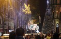Người Hà Nội rộn ràng ra đường đón Giáng sinh 2016