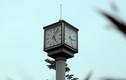 """Ảnh: Cột đồng hồ mừng 1.000 năm Thăng Long - Hà Nội """"chết ngỏm"""""""