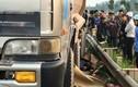 Lái xe lấn làn đâm chết hai người ở Bắc Giang ra trình diện