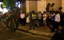 Ảnh: Hiện trường người phụ nữ bị xe tải cán tử vong ở Hà Nội
