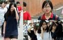 Ảnh: Vẻ đẹp trong trẻo của nữ sinh thi vào lớp 10 Hà Nội