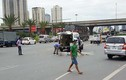 Cô gái trẻ bị xe bồn cán tử vong giữa đường Hà Nội