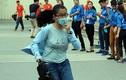 Thi THPT Quốc gia 2017: Nhiều thí sinh lao như bay vì đến muộn