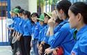 Ảnh: Những tình nguyện viên xinh đẹp tiếp sức thi THPT Quốc gia 2017