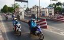 Ảnh: Trạm thu phí bỏ hoang giữa đường ở Sài Gòn
