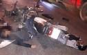 Hai xe máy đâm nhau nát bét làm 2 người chết tại chỗ